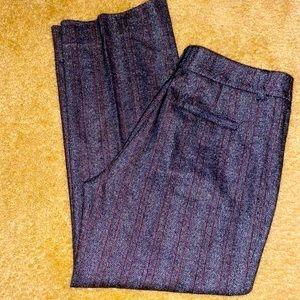 Etcetera Wool & Silk Blend Dress Pant